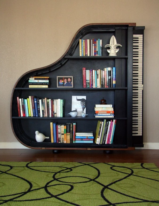 Piano completed