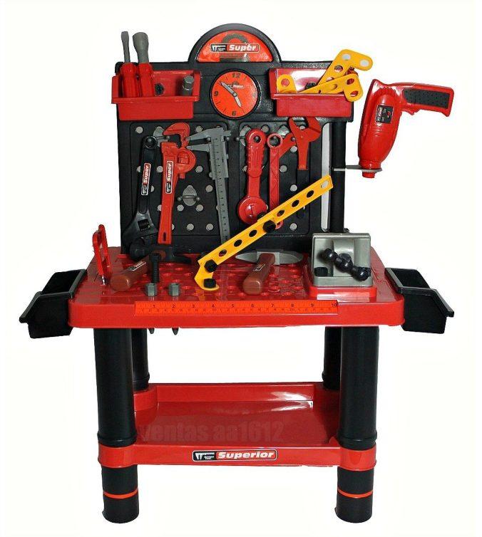set-contruccion-mesa-herramientas-taladro-juguete-ninos-54pz-20055-MLV20181865430_102014-F