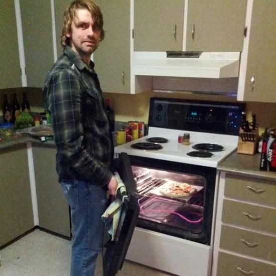 Cuando tu cocina se niega a trabajar
